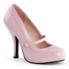 CUTIE-02 Baby Pink Patent